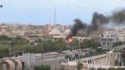 卡扎菲支持者已被围困