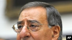 US Secretary of Defense Leon Panetta (File Photo).