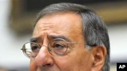 US Secretary of Defense Leon Panetta (File Photo).