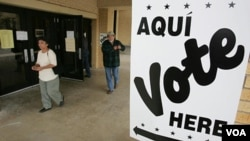 El voto hispano podría ser decisivo en los estados de Nevada, Colorado y Arizona.