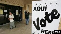 El voto hispano podría definir la elección de candidatos en ciertos estados
