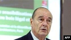 Cựu Tổng thống Pháp Jacques Chirac