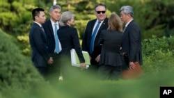 """[주간 뉴스포커스] 폼페오 미 국무 평양 도착 """"생산적 회담 확신""""...미 언론 """"북한 비핵화 협상 시작 단계일 뿐…최악에 대비해야"""""""