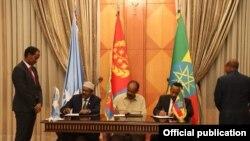 Ethiopia, Eritrea iyo Somalia