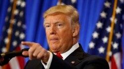 """""""တရုတ္တႏိုင္ငံတည္း """" မူ၀ါဒ Trump အစိုးရ ျပန္သံုးသပ္မည္ေလာ"""