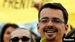 Los sondeos de opinión dan como fuerte rival del oficialismo al carismático candidato del Frente Amplio, José María Villalta.