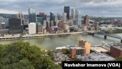 Pitsburg - Pensilvaniya shtatining yirik shaharlaridan biri