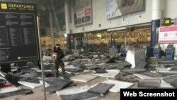 انفجارهای تروریستی در پایتخت بلژیک