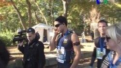 New York Marathon - Liputan Pop Culture VOA untuk Dahsyat