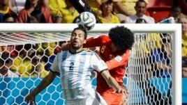 Argjentina dhe Hollanda në gjysëm finale