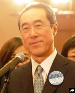 香港行政長官候選人唐英年