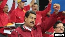 Las relaciones entre Venezuela y Estados Unidos se mantienen en tensión por el tema de los derechos humanos.
