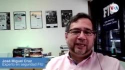 El Salvador pacto pandillas gobierno José Miguel Cruz