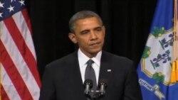 Obama: ¿Estamos preparados para una violencia así?