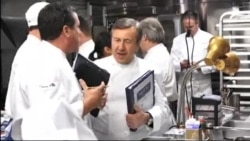 Надежды кулинарного мира