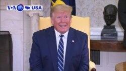 Manchetes Americanas 21 Junho: Trump aprovou um ataque militar ao Irão na quinta em resposta ao abate de um drone americano
