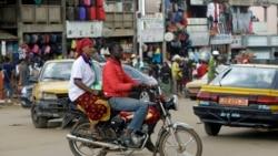 Yaoundé bloquée par des milliers de mototaxis