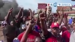 Manchetes africanas 23 outubro: Guiné-Conacri: Presidente Alpha Conde foi re-eleito por maioria