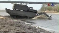 Căng thẳng ngoại giao Mỹ-Nga leo thang vì khủng hoảng Ukraine