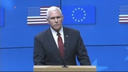 Pence on Russian Accountability, Common Ground