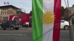 Kurdên Amerîkayê Êrîşên Dewleta Tirkîye Şermezar Dikin