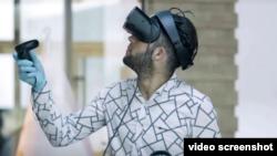 ورچوئل ریئلٹی نے گھر بیٹھے دنیا کی سیر ممکن بنا دی۔ وڈیو سکرین شاٹ رائٹرز