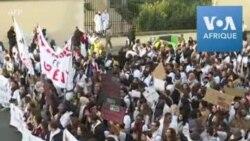 Hôpital: plusieurs milliers de manifestants à Paris