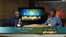 Live Talk : UMugabe Uthi Ilizwe leZimbabwe Lithuthuke Okumangalisayo