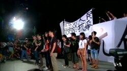 Chinese President Warns Hong Kong, Says Students Need Patriotic Education