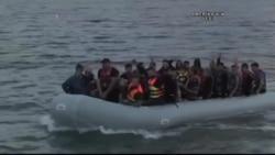 Yunanistan'a Mülteci Akını Sürüyor