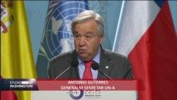 Guterres: Da li želimo biti generacija koja je okrenula glavu dok je planeta gorila