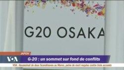 G-20 : un sommet sur fond de conflits