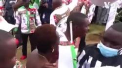 Burundi Jamana Kuntigui Kalata Benakai May kalo Tile 20 2020 Hali nasoro Corona Virus be uka jamana kon