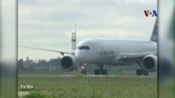 Vietnam Airlines là hãng hàng không thứ 2 trên thế giới được giao chiếc Airbus A350