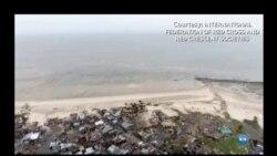 Moçambique, o rastro de destruição do Idai