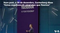 2018: Um ano complicado para o Facebook