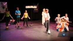 """Український """"Молодий театр"""" у Лондоні намагається донести британцям особисті історії мігрантів. Відео"""