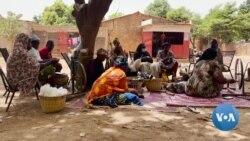 A Kati, l'association Faïda aide les femmes à se tisser un chemin dans le textile
