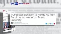 Manchetes Americanas 6 Setembro: Hillary com apoio de Michelle Obama