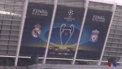 VOA Sports du 21 mai 2018 : Liverpool contre le favori madrilene en finale de la Ligue des Champions