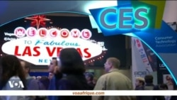 Le Salon international de l'électronique à Las Vegas