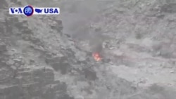 Manchetes Americanas 12 Fevereiro: Caiu helicóptero no Grand Canyon