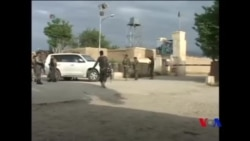 塔利班襲擊政府軍指揮部 50多人喪生 (粵語)