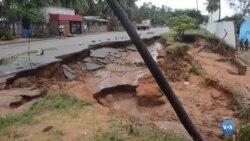 Moçambique procura fundos para a reconstrução