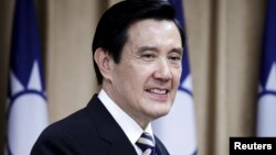 台湾总统马英九 (资料照片)