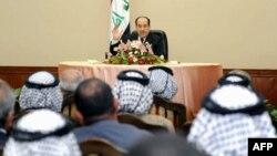 پارلمان عراق درباره وتوی قانون انتخابات بحث می کند