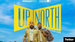 """Banky W a fim din """"Up North"""" (Hoto: Shafin Instagram na Banky W)"""