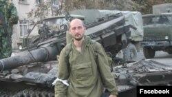 巴布琴科在臉書上發布的一張無標明日期照片