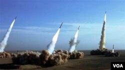 """""""Irán presenta la más significativa amenaza regional a la estabilidad y la seguridad"""", dijo el General Mattis."""