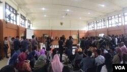 Hakim Pengadilan Negeri Palembang, Sumatera Selatan menolak gugatan pemerintah terhadap PT Bumi Mekar Hijau terkait kebakaran hutan dan lahan tahun 2014 dan 2015, dalam putusan pada 30 Desember 2015 lalu (Foto: VOA/Humas KLHK)